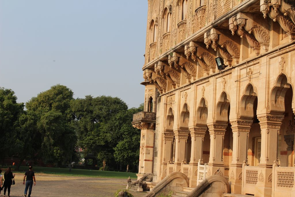 10 Interesting Facts of Heritage Lukshmi Vilas Palace